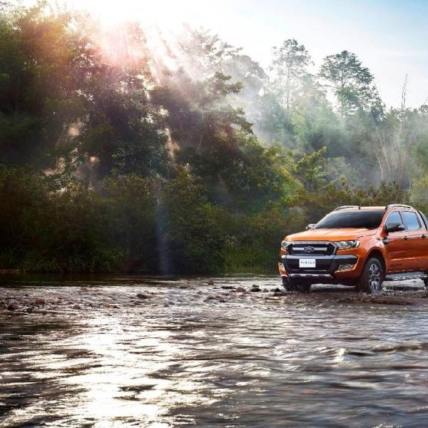 Ford Ranger Wildtrak Facelift Resmi Diperkenalkan