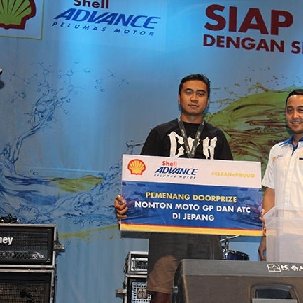 Shell Kumpulkan 70 Komunitas Motor di Yogyakarta
