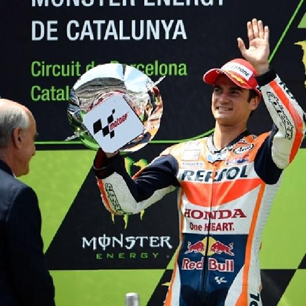 MotoGP: Semakin Baik, Pedrosa Kembali Raih Podium