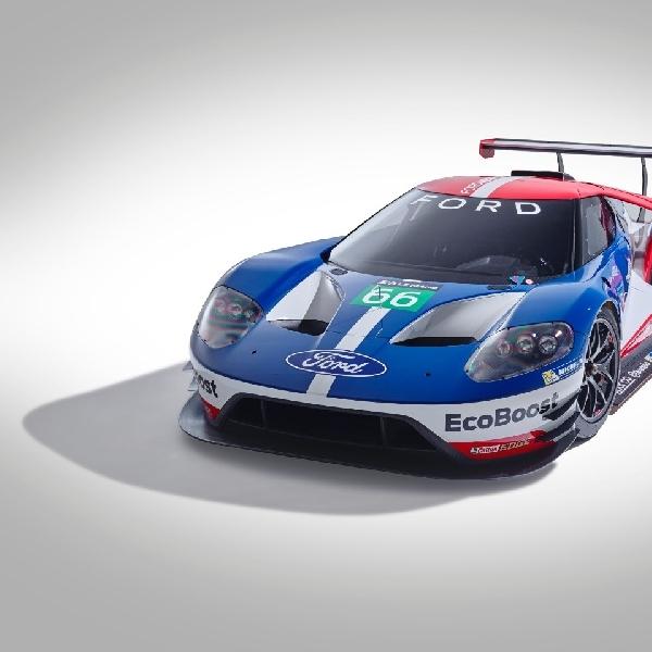 Ford GT Tandai 50 Tahun Kemenangan di Le Mans