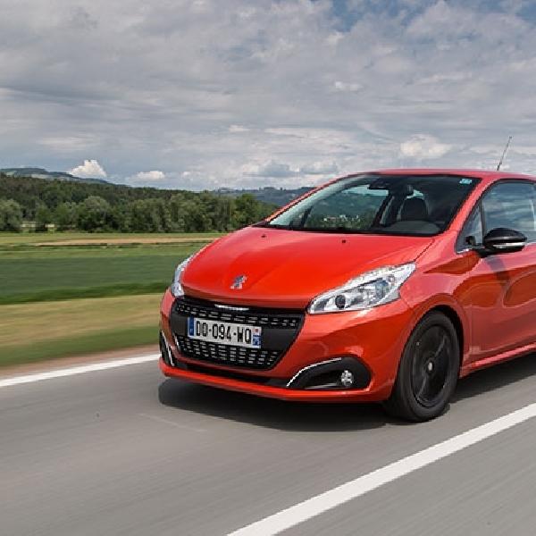 Peugeot 208 Facelift Sudah Bisa Dipinang