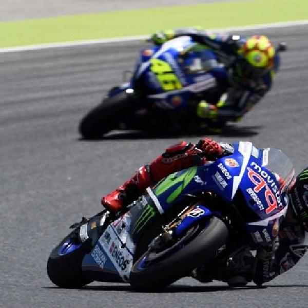MotoGP: Duo Yamaha Menguji Sasis Baru di Aragon