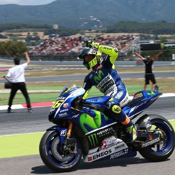 MotoGP: Rossi Tanggapi Santai Rumor Comeback Stoner