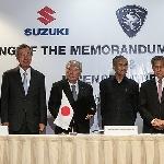 Proton Kerja Sama dengan Suzuki Buat Mobil Baru
