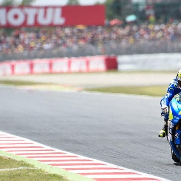 MotoGP: Suzuki Sempurnakan Peranti Elektronik di Aragon