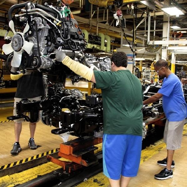 FCA Mulai Produksi Ram 1500 Rebel