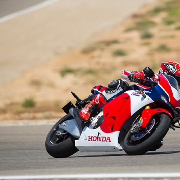 MotoGP: Kesan Pertama Marquez Mencoba RC213V-S