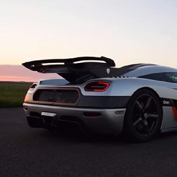 Rekor Terbaru Koenigsegg 0-300-0 Km/Jam dalam 17 Detik