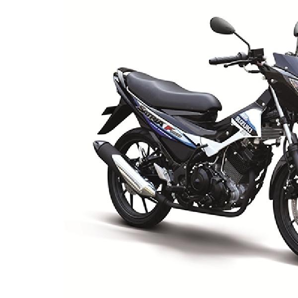 Suzuki Mulai Tingkatkan New Satria FU150 Capai Euro 3