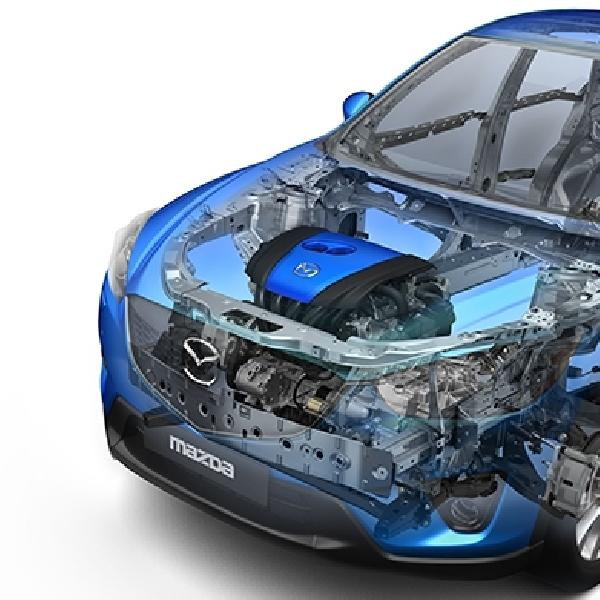 Mazda Berniat Buat Mobil yang Lebih Irit BBM