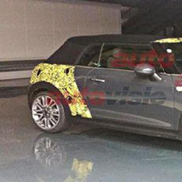 Mini Cooper Cabriolet Teranyar Siap Meluncur September 2015
