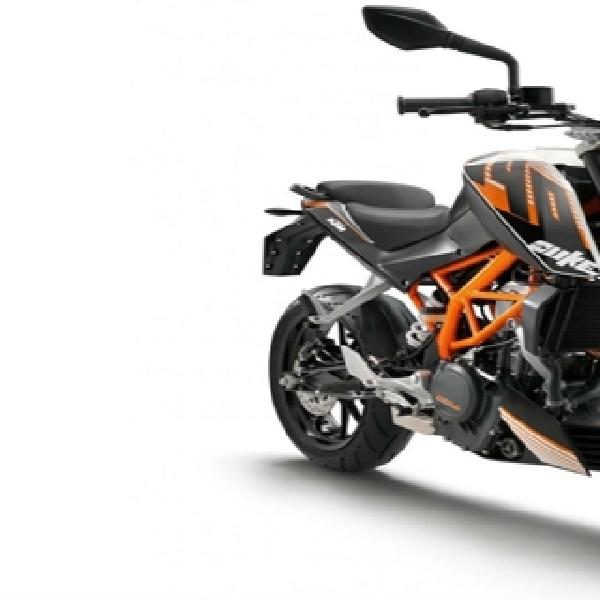 Confirm! KTM Duke 390 Terbaru Akan Datang dengan Model Adventure Bike