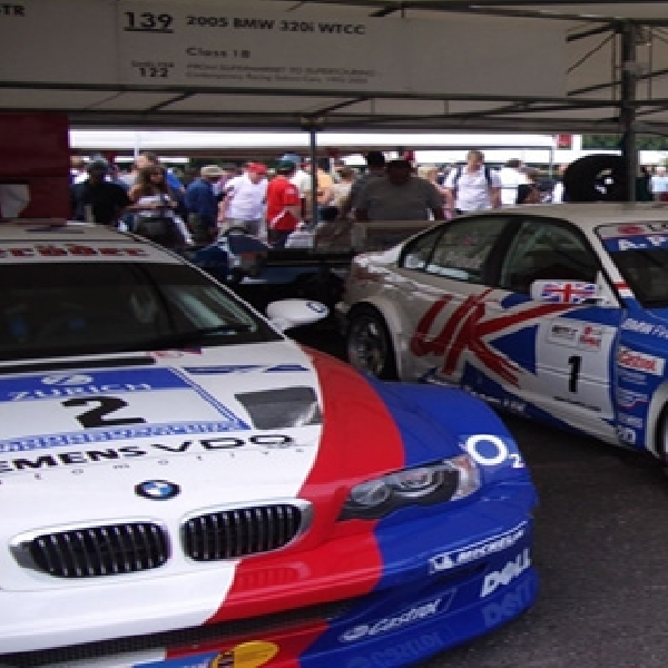 BMW Ramaikan Goodwood Festival of Speed 2015