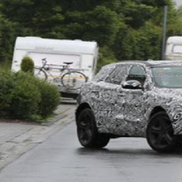 Jaguar F-Pace Akan Tampil Lebih Segar