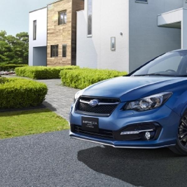 Subaru Impreza Sport Hybrid Siap menyapa
