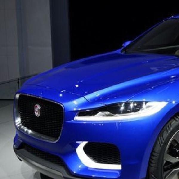 Semakin Nyata, Jaguar Bocorkan Wajah Jaguar F-Pace