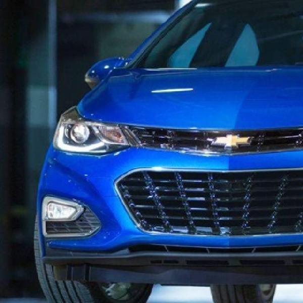 GM Desain ulang mobil Chevrolet Cruze untuk 2016