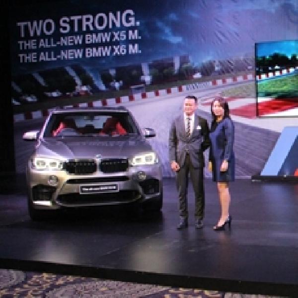 BMW Lahirkan Dua M Series Sekaligus