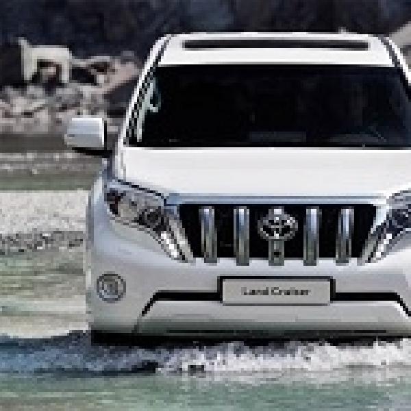 Toyota memperbarui Land Cruiser diesel 2.8-liter dan Fitur baru