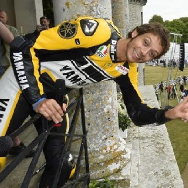 MotoGP: Setelah Kuasai Assen Rossi Kunjungi Goodwood