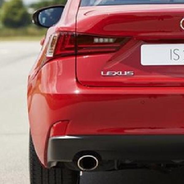 Lexus Siap Kenalkan LS200t dengan Mesin Baru