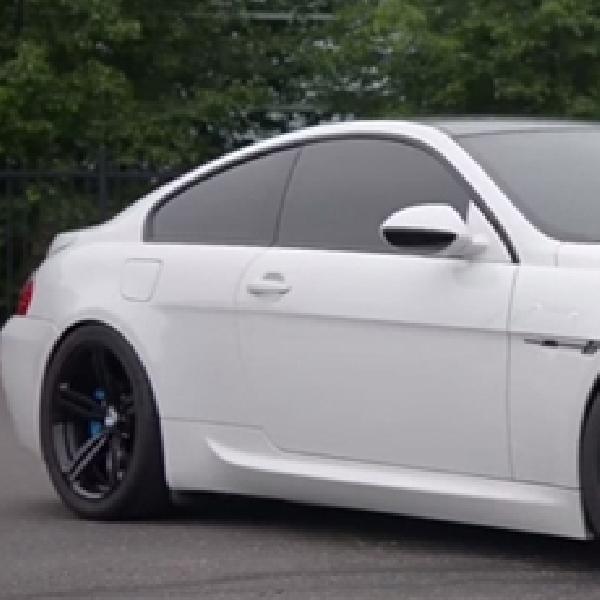 BMW M6 Ini Bertransmisi Manual