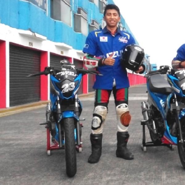 3 Pebalap Suzuki Mulai Masuk Sesi latihan untuk Hadapi Sirkuit Jepang