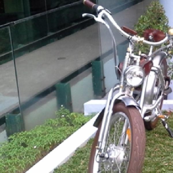 E-Bike Italjet Akan Hadir di IIMS 2015