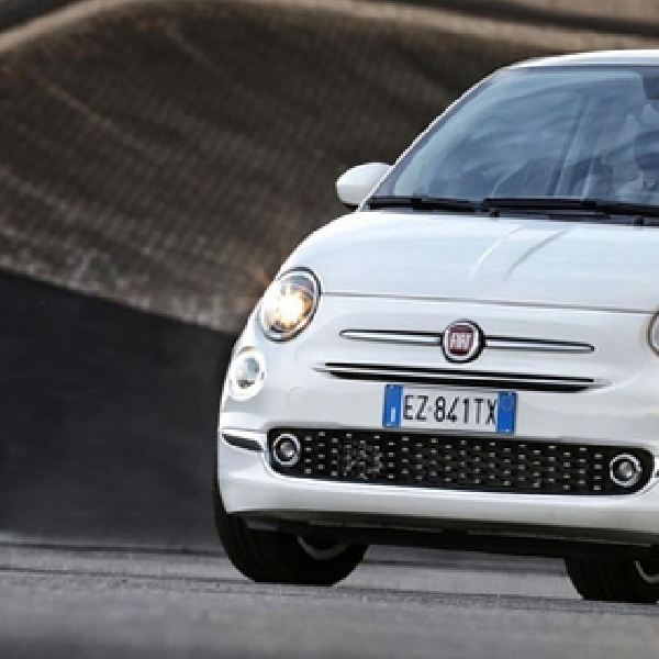 Fiat 500 Dengan Wajah Baru Mulai Dikenalkan