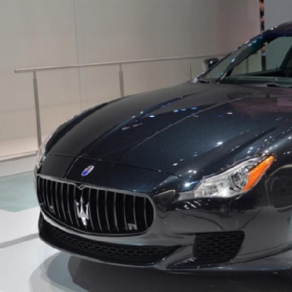 Kasian, Interior Maserati Ketumpahan Cat