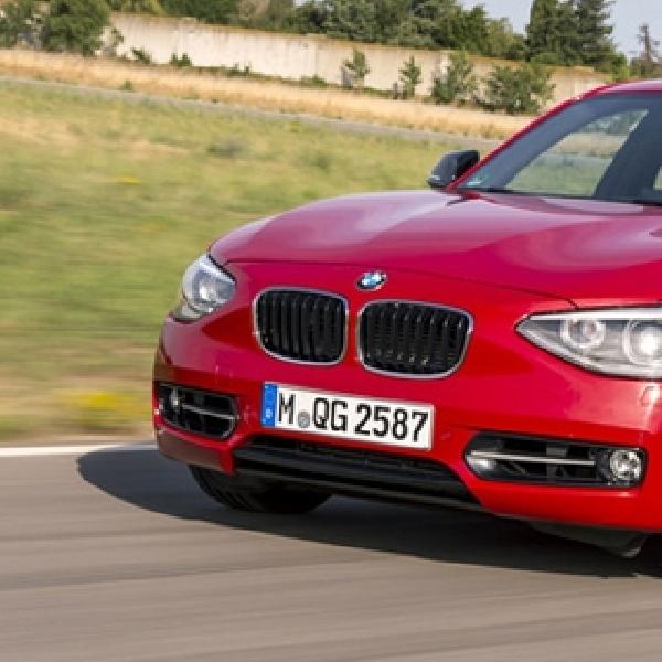 BMW Sedang Kembangkan Injeksi Air Seri 1
