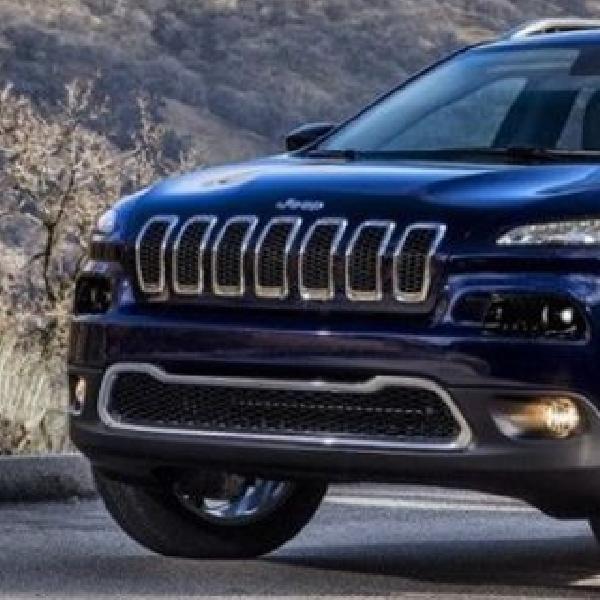 Jeep Cherokee Facelift Tapi Masih Pertahankan Ciri Khas