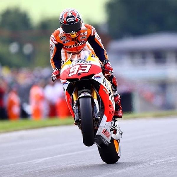 MotoGP: Sachsenring Seperti Rumah Bagi Marquez