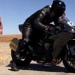 Ketika H2 Hampir Kalah dengan Kawasaki ZX10R