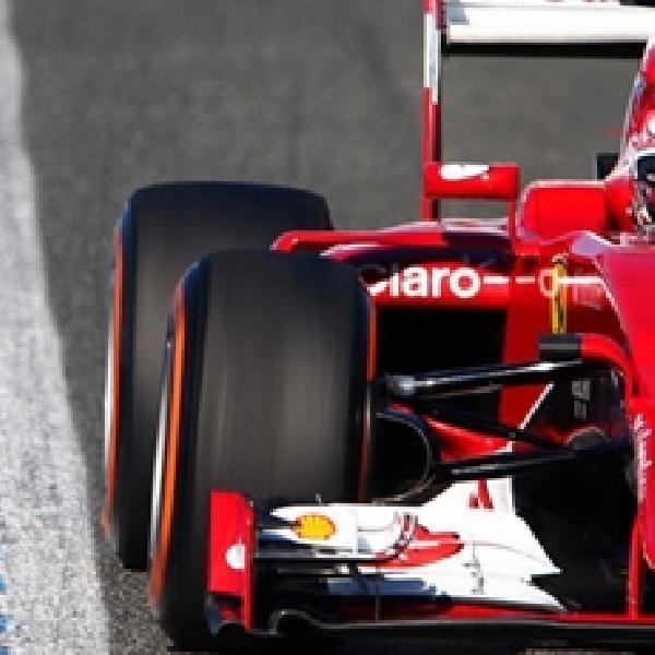 F1: Ferrari Ubah Desain Sayap Depan