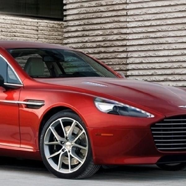 Aston Martin Siapkan Pesaing BMW Seri 3
