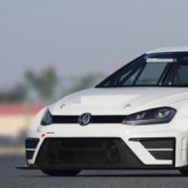 VW Siap Luncurkan Versi Balap dari Golf