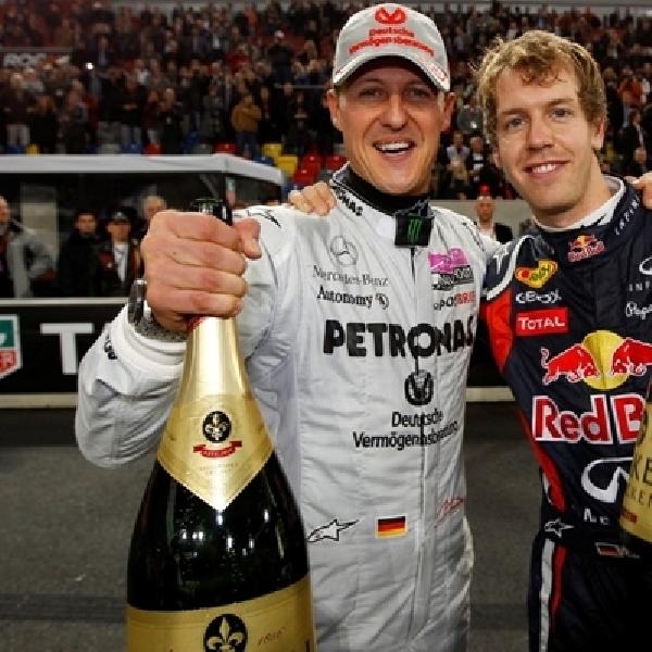 F1: Vettel akan Tampil Kembali di Race Of Champions