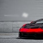 Lamborghini Aventador Terlihat Lebih Eksotis