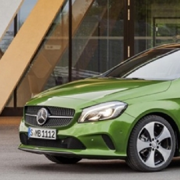 Mercedes-Benz A-Class Debut September 2015