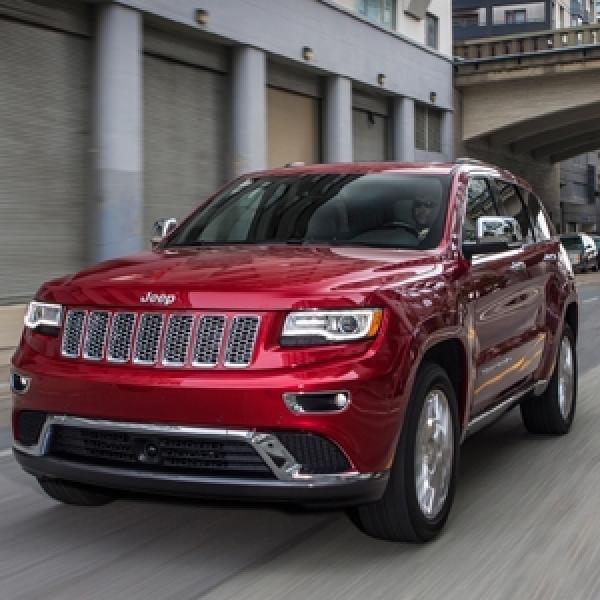 FCA Belum Rencanakan Bangun Generasi Baru Jeep Grand Cherokee
