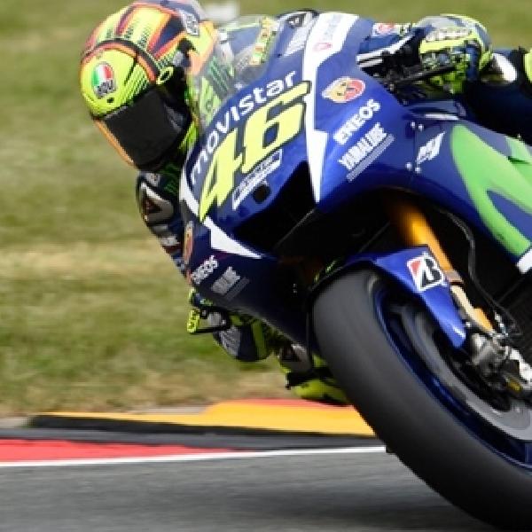 MotoGP: Rossi Antisipasi Rivalnya di Tiga Sirkuit Ini