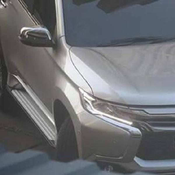 Ini Wujud Asli Mitsubishi Pajero Sport Terbaru yang Akan Diluncurkan