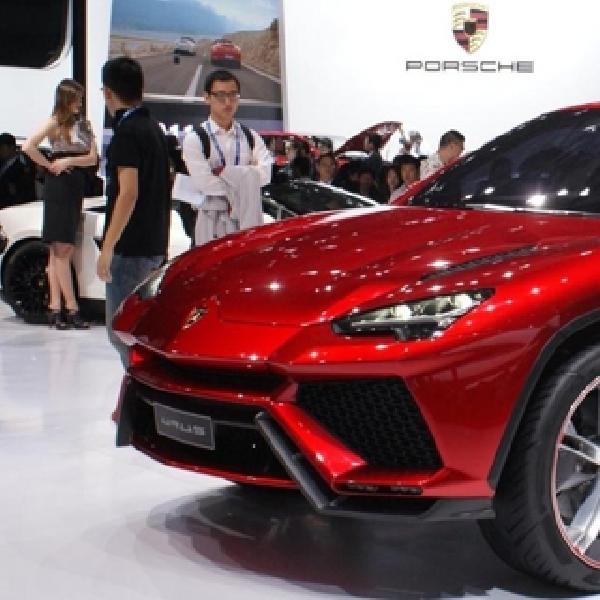 Lamborghini Urus Segera Diproduksi