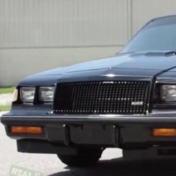 Restorasi Buick 573.50 whp untuk Sang Ayah