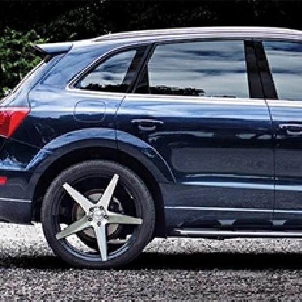 Modifikasi Audi Q5 - Makin Binal Dengan Velg Bintang