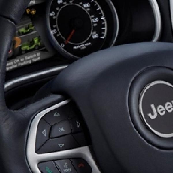 Terbukti, Sistem Uconnect Jeep Cherokee 2014 Dapat di Retas