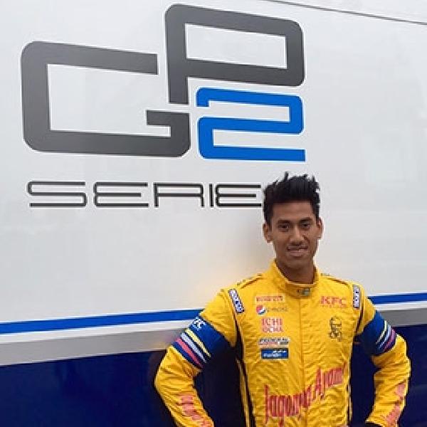 GP2: Sean Gelael  Akan Memulai Debutnya Di GP2