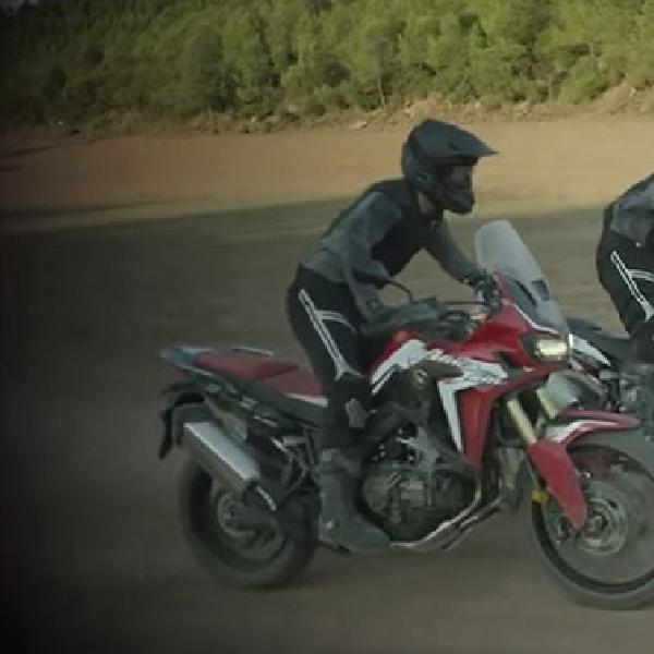 Spesifikasi Honda Africa Twin Terungkap