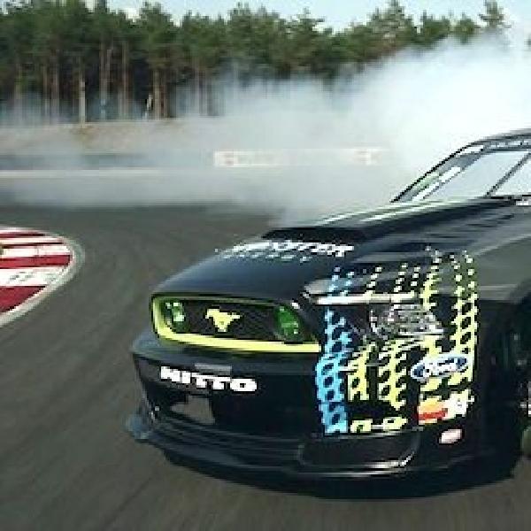 Video Pembuktian yang Tercepat antara Modifikasi Mobil Balap dan Modifikasi Mobil Drift